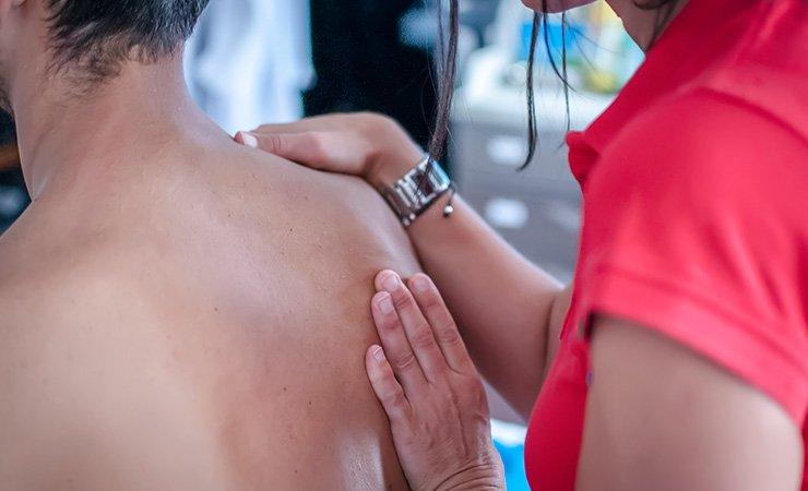 Luxação no Ombro | Dra. Verônica Chang